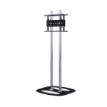 B-Tech Universal Back-to-Back Flat Screen Floor Stand