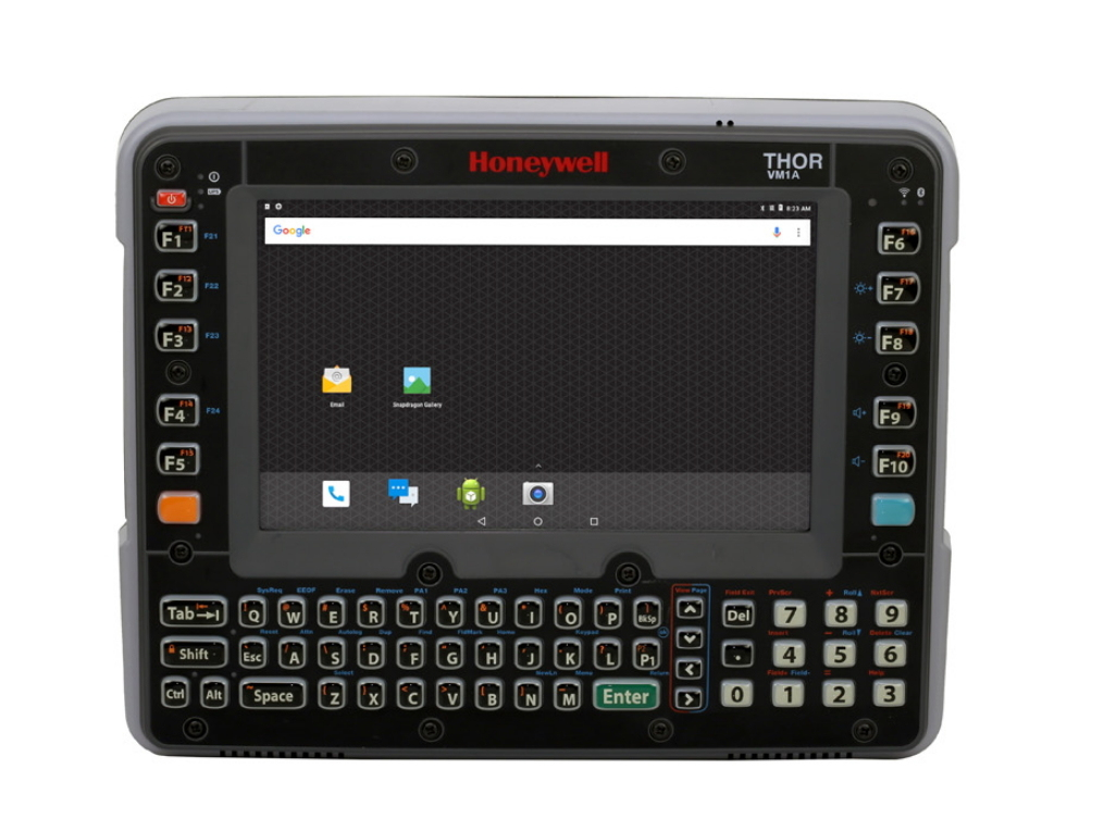 Honeywell Thor VM1A Qualcomm Snapdragon 32 GB Zwart