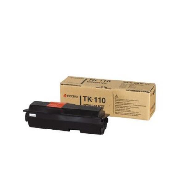 KYOCERA 1T02FV0DE0 (TK-110) Toner black, 6K pages @ 5% coverage