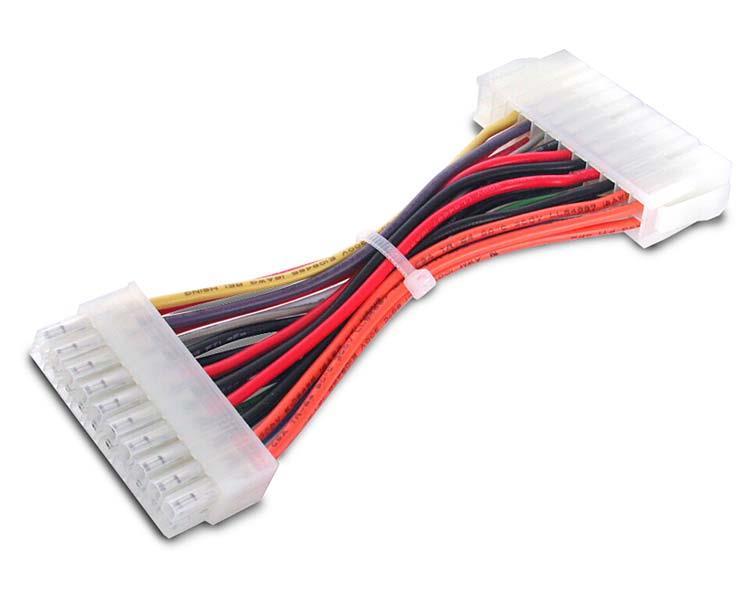 StarTech.com Cable Adaptador de Alimentación ATX de Placa Base de 20 a 24 Pines 6 pulgadas - M/H