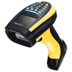 Datalogic PowerScan PM9300 Handheld 1D Laser Black,Yellow
