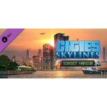Paradox Interactive Cities: Skylines - Sunset Harbor Video game downloadable content (DLC) PC/Mac/Linux