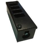 Cablenet 4 Way POD Box Horizontal Row LJ6c 56mm Deep 32mm Entry