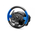 Thrustmaster T150 Force Feedback Stuurwiel + pedalen PC,PlayStation 4,Playstation 3 USB Zwart, Blauw