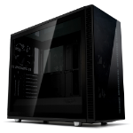 Fractal Design Define S2 Vision - Blackout Midi ATX Tower Black