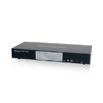 iogear GCS1214TAA KVM switch Black