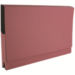 Guildhall L FULL FLAP POCKET WALLET PINK