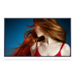 "NEC V series V864Q 2.18 m (86"") LED 4K Ultra HD Digital signage flat panel Black"