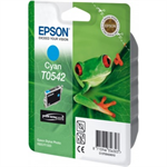 Epson C13T05424010 (T0542) Ink cartridge cyan, 400 pages, 13ml