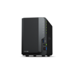 Synology DiskStation DS220+ NAS/storage server J4025 Ethernet LAN Compact Black