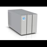 LaCie 9000473EK storage drive enclosure Aluminium