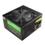 CIT 500W Builder Black 12cm PSU White Box PFC CE 3 x SATA