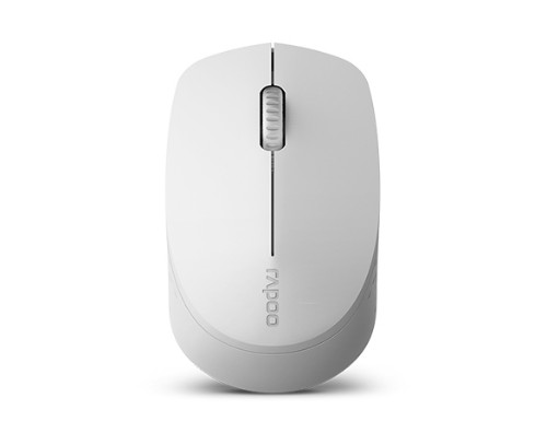 Rapoo M100 Silent mouse RF Wireless+Bluetooth 1300 DPI Ambidextrous