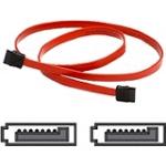 Supermicro 70cm SATA M/M 0.7m Red SATA cable