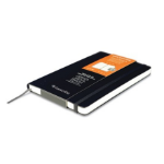 Livescribe Notebook by Moleskine #1 240sheets Black