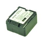 2-Power Camcorder Battery 7.2v 1100mAh rechargeable battery