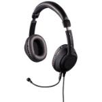 Hama Black Desire 2x 3.5 mm Binaural Head-band Black headset