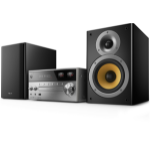 Philips BTB8000/12 home audio set Home audio micro system Black,Silver 150 W