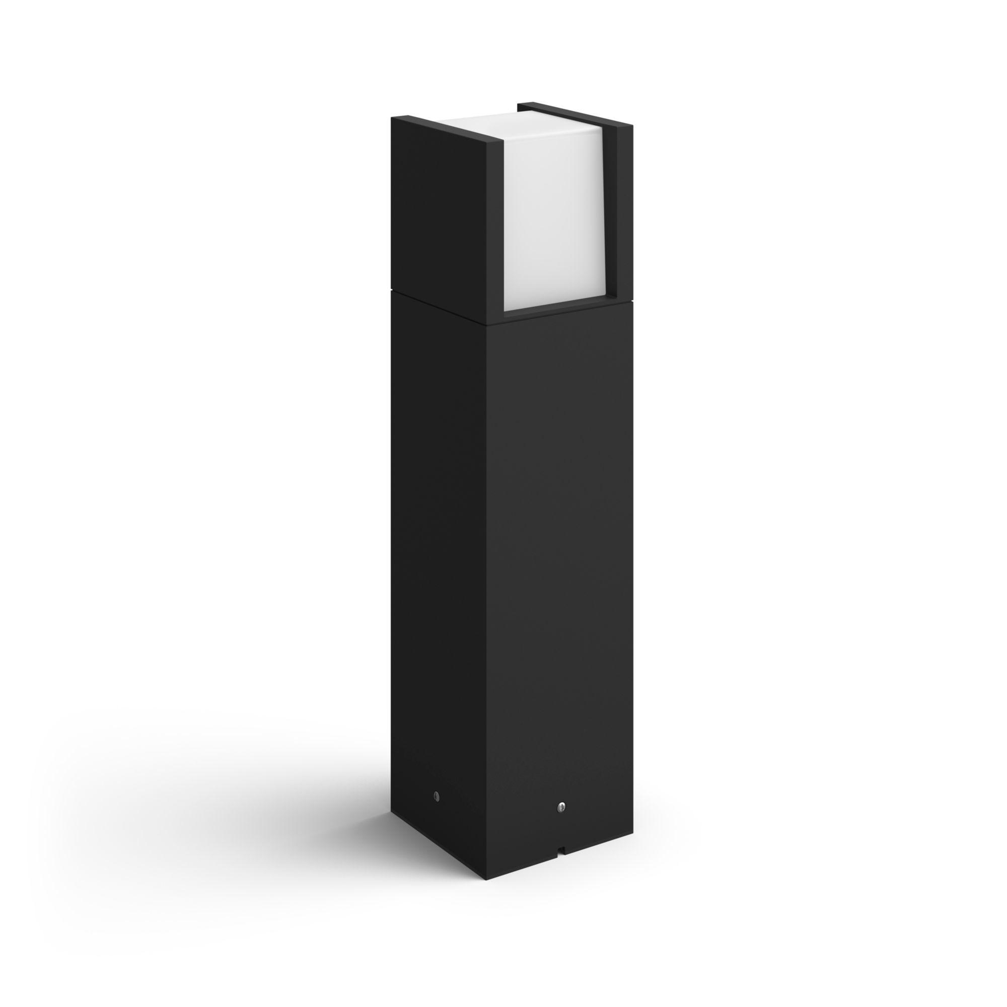 Philips Hue White Lámpara de pedestal para exteriores Fuzo