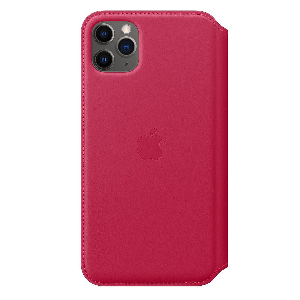 """Apple MY1N2ZM/A funda para teléfono móvil 16,5 cm (6.5"""") Folio Fruta del bosque"""