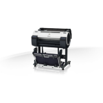 Canon imagePROGRAF iPF670 Colour Inkjet 2400 x 1200DPI A1 (594 x 841 mm) Black,Grey large format printer