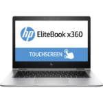 HP EliteBook x360 1030 G2 Z2W63EAR Core i5-7200U 8GB 256GB SSD 13.3Touch BT CAM Win 10 Pro Silver Refurb