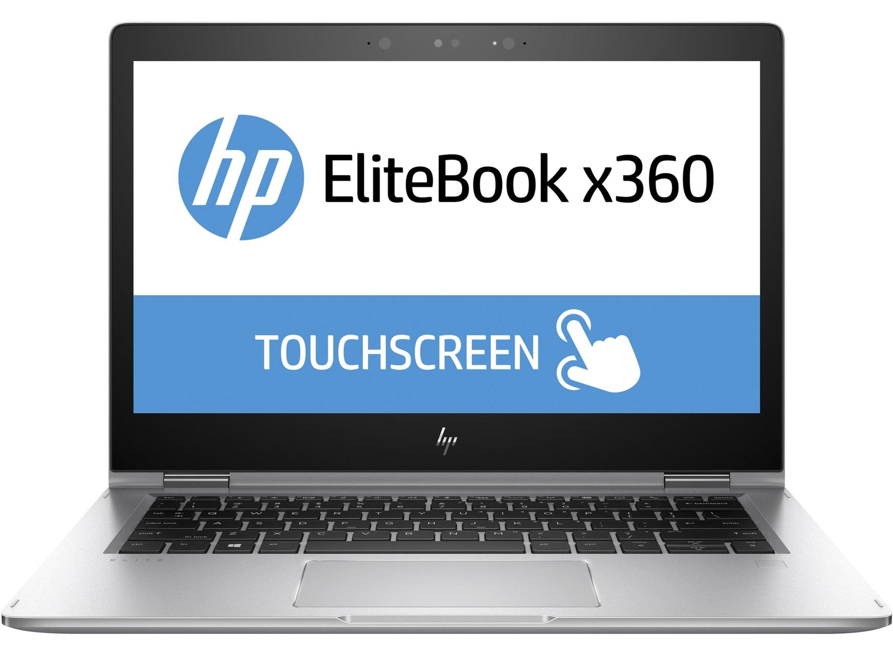 """HP EliteBook x360 1030 G2 (3 = 2 Z2W63EA) Zilver Hybride (2-in-1) 33,8 cm (13.3"""") 1920 x 1080 Pixels Touchscreen Zevende generatie Intel® Core™ i5 i5-7200U 8 GB DDR4-SDRAM 256 GB SSD Windows 10 Pro"""