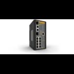 Allied Telesis AT-IS230-10GP-80 Managed L2 Gigabit Ethernet (10/100/1000) Black Power over Ethernet (PoE)