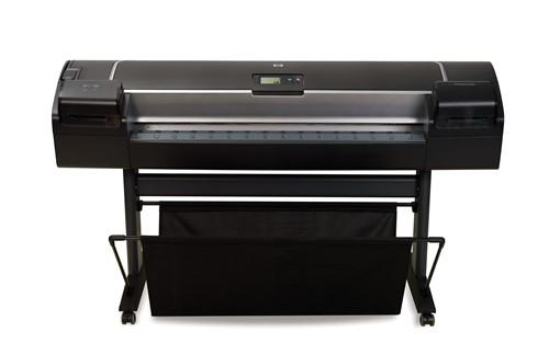 HP Designjet Z5200 large format printer Colour 2400 x 1200 DPI A0 (841 x 1189 mm) Ethernet LAN