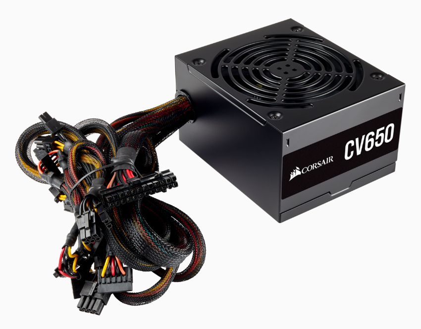 Corsair CV650 power supply unit 650 W ATX Black