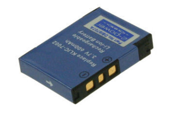 2-Power DBI9707A Lithium-Ion (Li-Ion) 600mAh 3.7V rechargeable battery