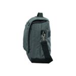 Samsonite 895795794 handbag/shoulder bag Polyester Gray Men Messenger bag