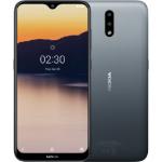 """Nokia 2.3 15.8 cm (6.2"""") Dual SIM Android 9.0 4G Micro-USB 2 GB 32 GB 4000 mAh Charcoal"""