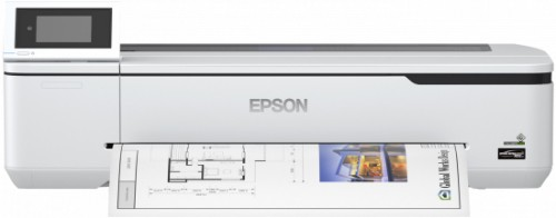 Epson SureColor SC-T3100N 240V large format printer Colour 2400 x 1200 DPI Inkjet A1 (594 x 841 mm) Ethernet LAN Wi-Fi