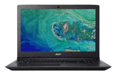 """Acer Aspire 3 A315-41-R9KS Black Notebook 39.6 cm (15.6"""") 1366 x 768 pixels AMD Ryzen 3 2200U 8 GB DDR4-SDRAM 1000 GB HDD Windows 10 Home"""