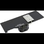 Aqua Computer Back plate for kryographics Pascal GTX 1080 and 1070 active XCS