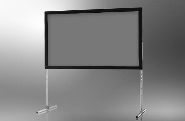 Celexon Mobile Mobile Expert - 366cm x 229cm - 16:10 - Fast Fold Projector Screen - Rear Complete
