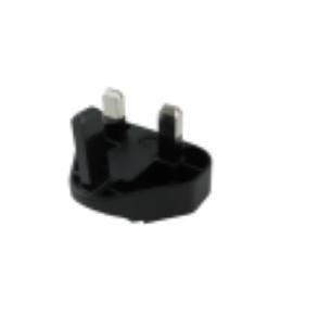 Zebra CN-000803-06 power plug adapter Type G (UK) Black