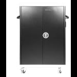 Leba NoteCart Unifit Portable device management cart Black
