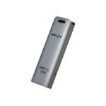 PNY FD32GESTEEL31G-EF USB flash drive 32 GB 3.2 Gen 1 (3.1 Gen 1) Roestvrijstaal