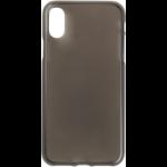 eSTUFF iPhone X/XS Soft case mobile phone case Cover Black,Transparent