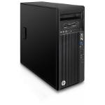 HP Z 230 MT 3.4GHz E3-1245V3 Mini Tower Black Workstation