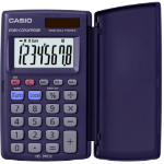 Casio HS-8VER calculator Pocket Basic Blue