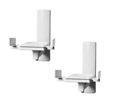 B-Tech BT77 Wall White speaker mount