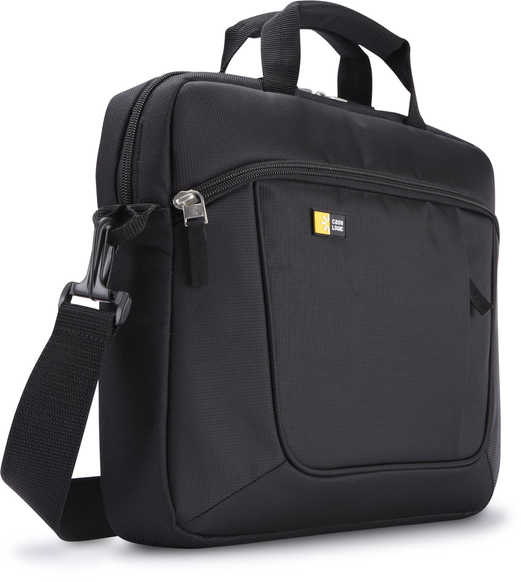 Attache Case Nylon 15 6in Black