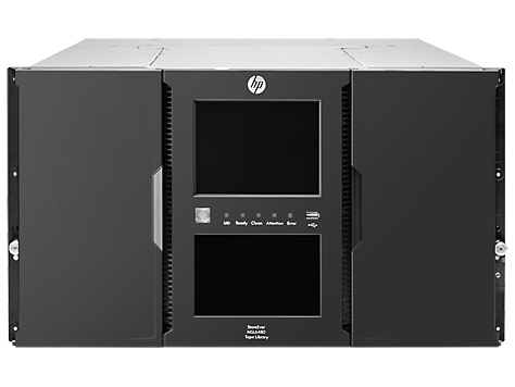 Hewlett Packard Enterprise StoreEver MSL6480 tape auto loader/library 240000 GB 6U