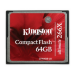 Kingston Technology Ultimate 266x 64GB 64GB CompactFlash Flash memory card