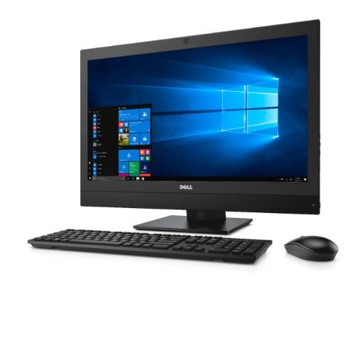 """DELL OptiPlex 7450 3.4GHz i5-7500 7th gen Intel® Core™ i5 23.8"""" 1920 x 1080pixels Black All-in-One PC"""
