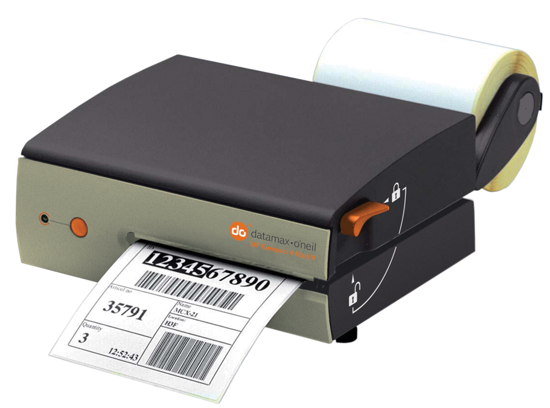 Datamax O'Neil MP-Series MP Compact4 Mark II label printer Direct thermal 300 x 300 DPI Wired