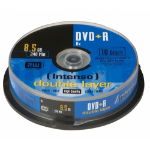 Intenso DVD+R 8.5GB, DL, 8x 8.5GB DVD+R 10pc(s)